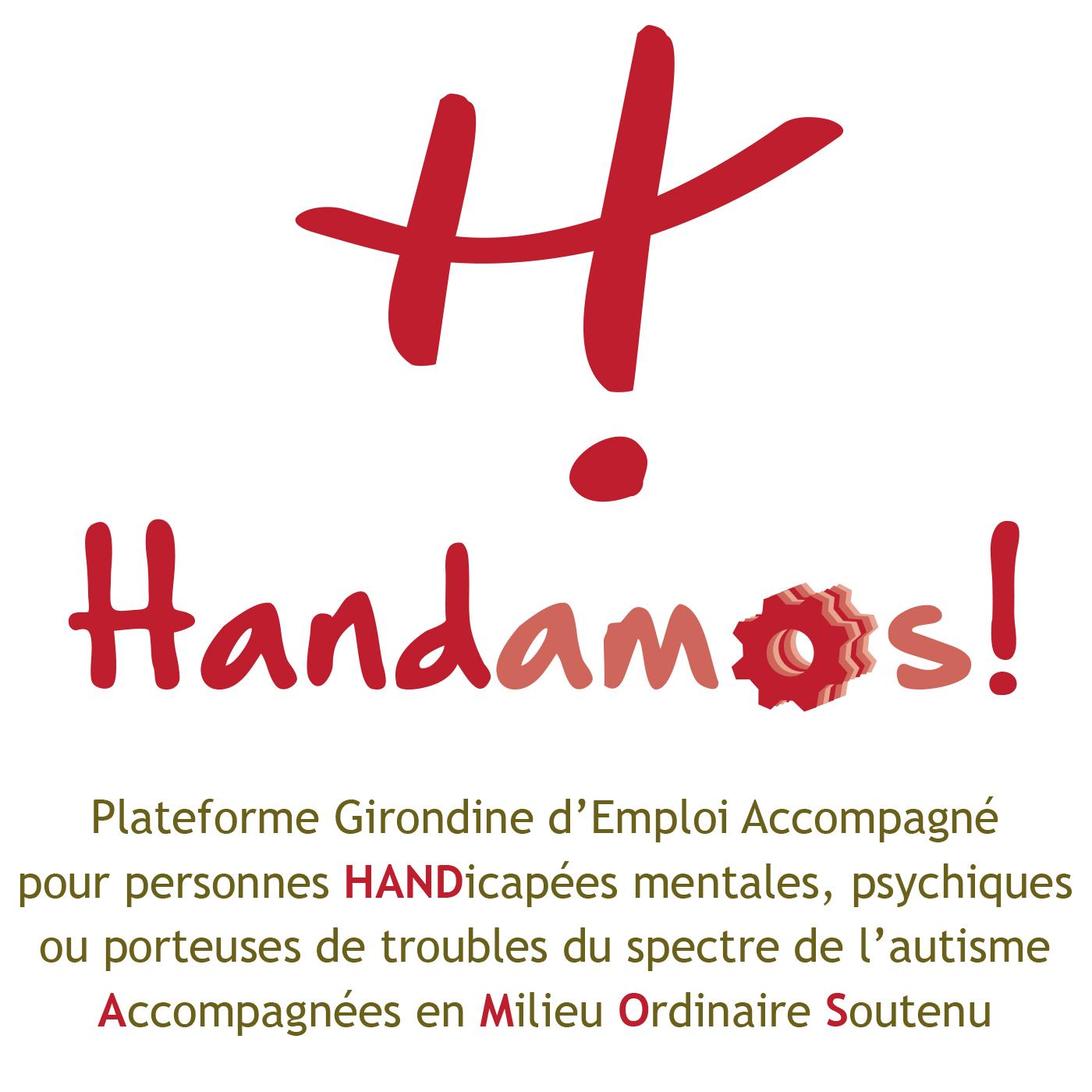 Logo Handamos